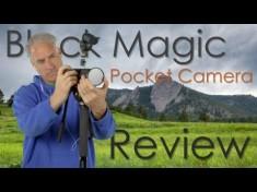 Jeden z filmików pokazujący porównanie możliwości pełnoklatkowego Canona 5D mark 3 z Black Magic ...