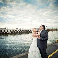 Zdjęcie ślubne w pięknym plenerze – Ania i Michał (Profil Dawid | Focimy.pl)