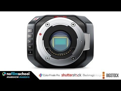Firma Blackmagic prezentuje nową kamerę filmującą w FullHD oraz 4K