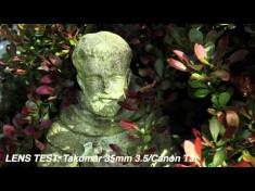Test obiektywu Super Takumar 35mm 3.5 w kategorii wideofilmowanie