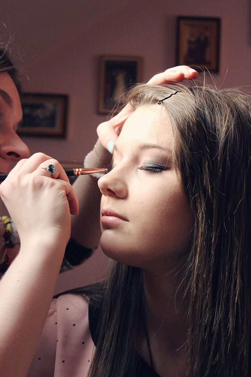Makijaż dla Patrycji – Atelierum.