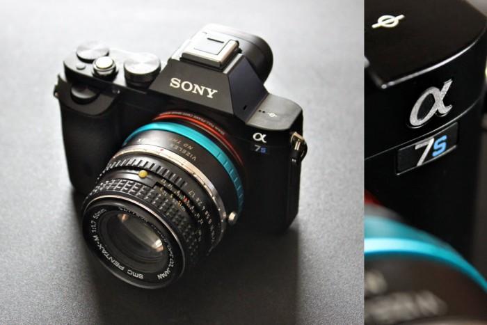"""Aparat fotograficzny robiący zdjęcia """"w nocy"""" – Sony A7s"""
