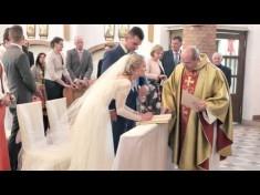 Film ślubny (krótki teledysk) Sandry i Filipa wykonany przez Grupę 5D, Bydgoszcz. – YouTube